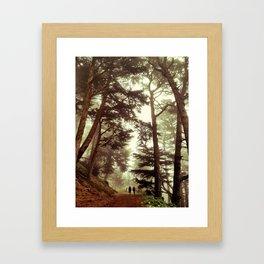 Print #11 Framed Art Print