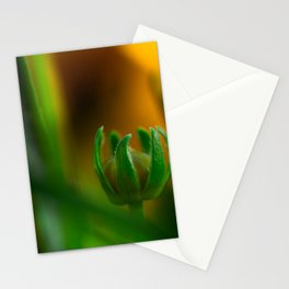 Waiting to Bloom Stationery Cards