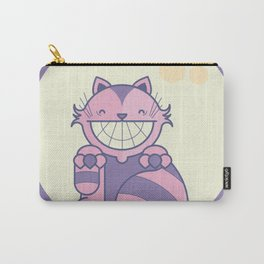 Cheshire Cat - Alice in Wonderland Carry-All Pouch