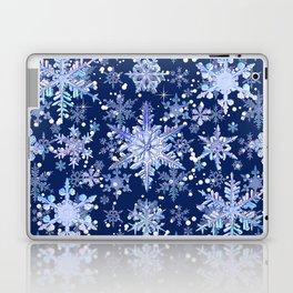 Snowflakes #3 Laptop & iPad Skin