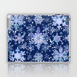 Snowflakes #3 Laptop & iPad Skin