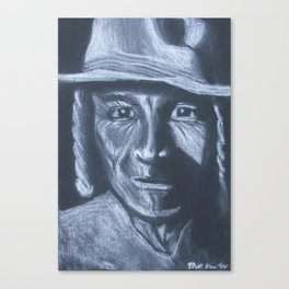 Elder Canvas Print