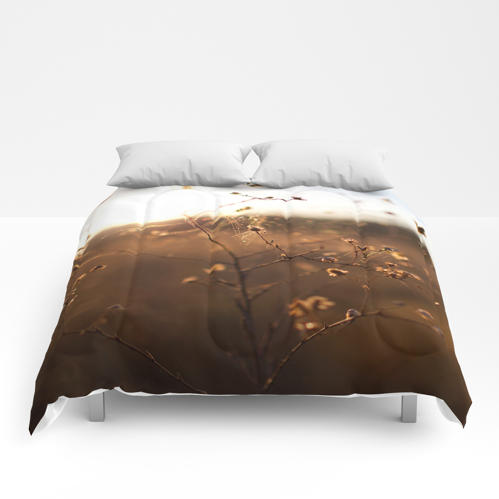 Don't Get Caught Comforter by Jordanhmay CMF916504