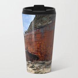 On the rocks Travel Mug