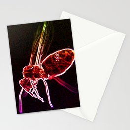 neon ant Stationery Cards