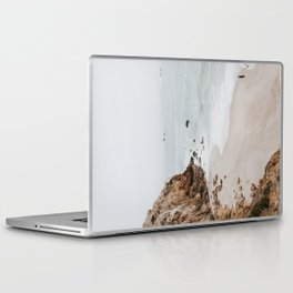 malibu coast / california Laptop & iPad Skin