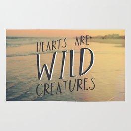Wild Creatures Rug