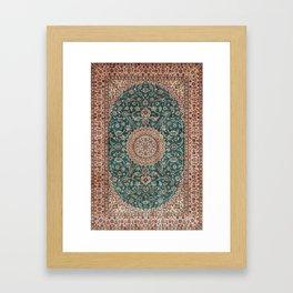 -A29- Epic Heritage Traditional Islamic Artwork. Framed Art Print