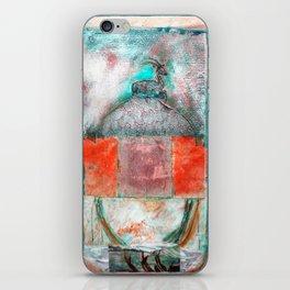 Holy Goat iPhone Skin