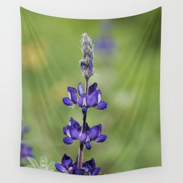 lupine Wall Tapestry