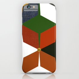 KALEIDOSCOPE 06 #HARLEQUIN iPhone Case