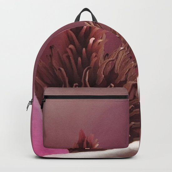 Magnolia Blossom Heart Backpack