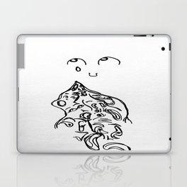 Inhuman. Laptop & iPad Skin