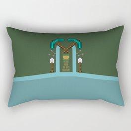 Geoff Shield Rectangular Pillow