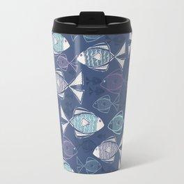 Here, Fishy Fishy Travel Mug