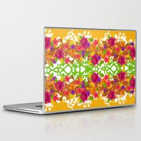 baroque Laptop & iPad Skins featuring Baroque by Aimee St Hill