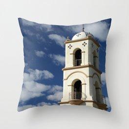 Ojai Tower Throw Pillow