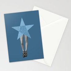 Feel Like A Star Stationery Cards
