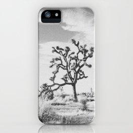 JOSHUA TREE XVI / California iPhone Case