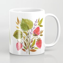 Early Summer Strawberries Are The Sweetest Coffee Mug