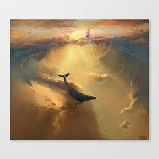 Infinite Dreams Canvas Print