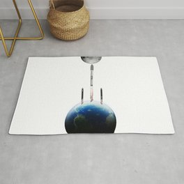 Earth Without Art Is Just Eh And Sky Is Not The Limit With The Help Of Art Rug