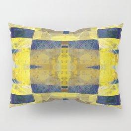 first sunrays_pattern_no2 Pillow Sham