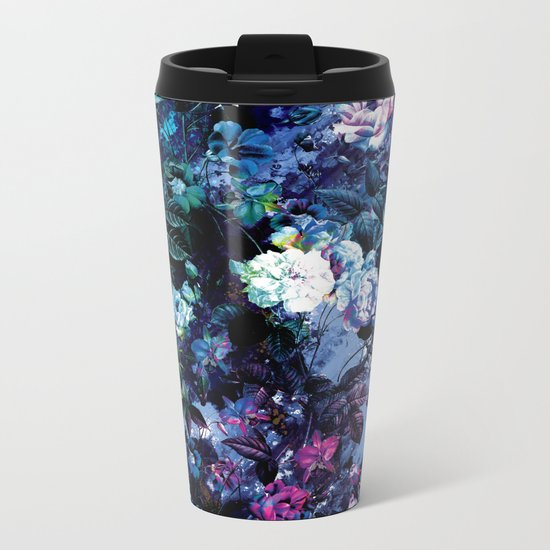 RPE FLORAL X Metal Travel Mug