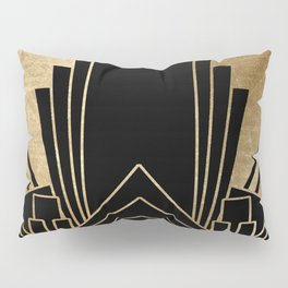Art deco design Pillow Sham