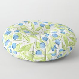 Blueberry Hill Floor Pillow