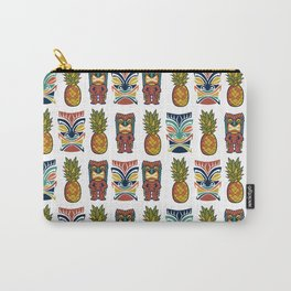Tiki Town Carry-All Pouch