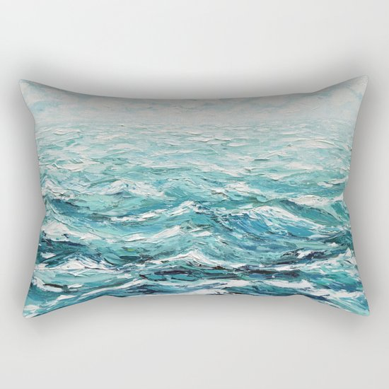 Windswept Rectangular Pillow
