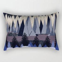 Lets Get Lost Tonight Rectangular Pillow