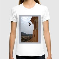 wings T-shirts featuring Wings by Nyay Bhushan
