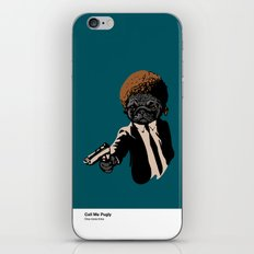 Pugly iPhone & iPod Skin