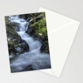 Flowing Water Stationery Cards