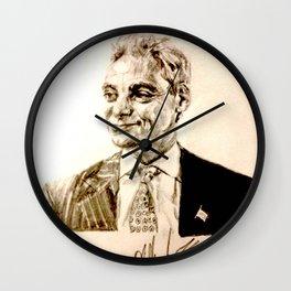 The Mayor Wall Clock