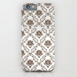 pattern II iPhone Case