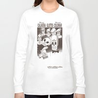 casablanca Long Sleeve T-shirts featuring Rubacava by Hoborobo
