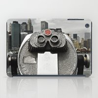 manhattan iPad Cases featuring MANHATTAN by Orgut Cayli