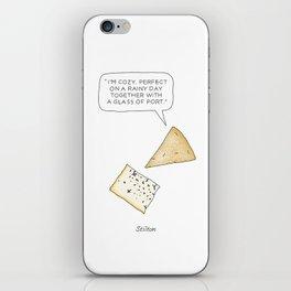 Stilton iPhone Skin