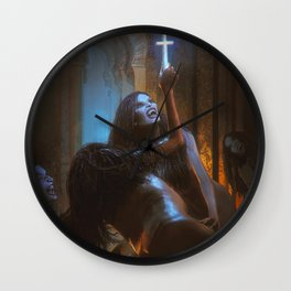 The Finding Wall Clock