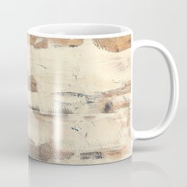 Wood shipboard repairing Coffee Mug