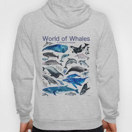 World of Whales Hoody