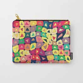 Op Art 2. (Peace) Carry-All Pouch