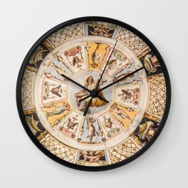 classic style art Wall Clock