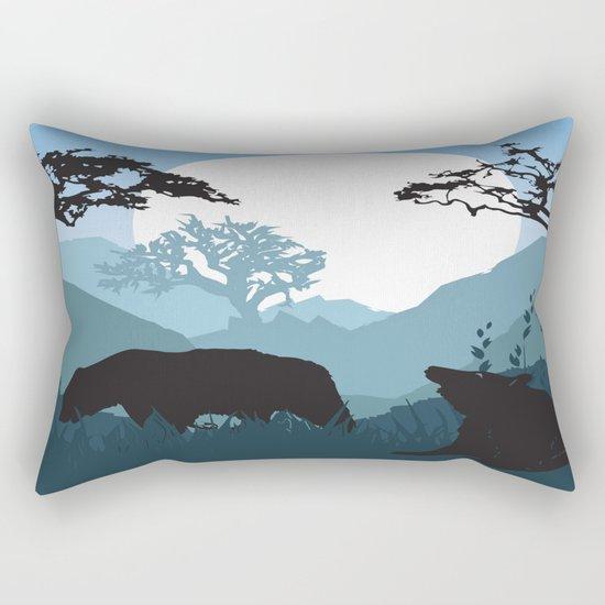 My Nature Collection No. 49 Rectangular Pillow
