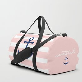 AFE Nautical Navy Ship Anchor Duffle Bag
