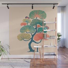 Japan garden Wall Mural