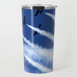 Flying formation Travel Mug